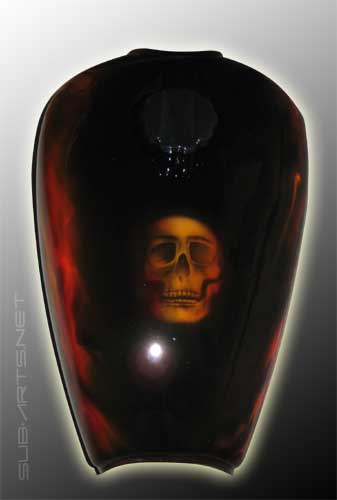 Motorradtank2-true-fire-skulll