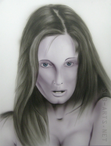 airbrush-portraet