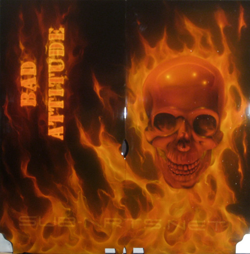 airbrush-true-fire-skull-bad-attitude-frankfurt