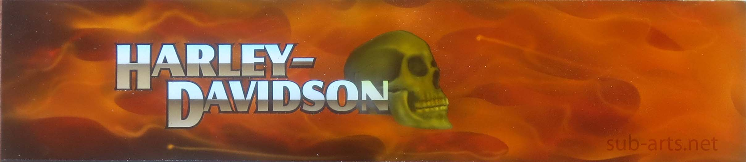 true-fire-harley-davidson-skull-airbrush