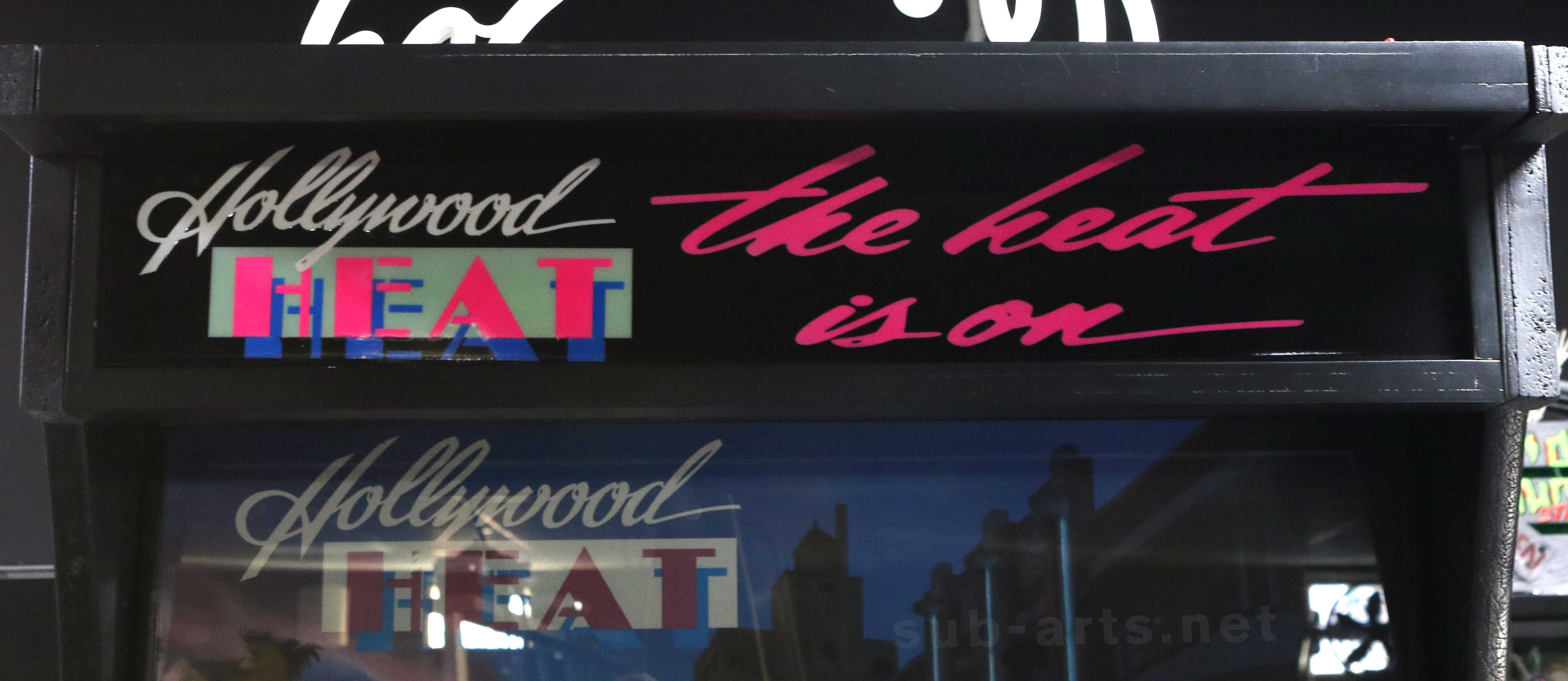 hollywood-heat-pinball-custom-topper-nouv
